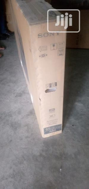 SONY TV 65inches Oled TV Smart TV 4kuhd   TV & DVD Equipment for sale in Lagos State, Amuwo-Odofin