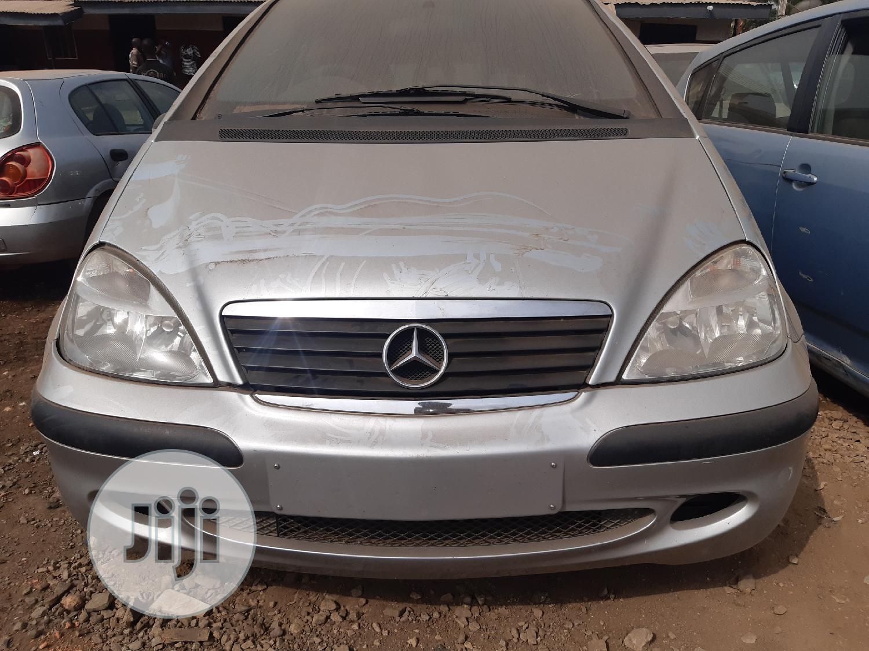 Archive: Mercedes-Benz A-Class 2005 Silver