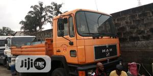 Man Diesel Tipper 6tyres With Axillary | Trucks & Trailers for sale in Lagos State, Apapa