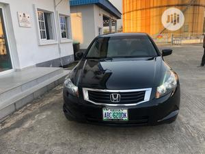 Honda Accord 2008 2.4 Executive Black   Cars for sale in Cross River State, Calabar
