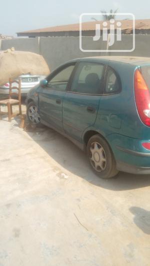 Nissan Almera 2005 Tino Green   Cars for sale in Oyo State, Ibadan