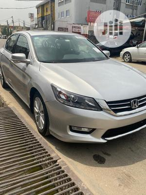 Honda Accord 2015 Silver   Cars for sale in Lagos State, Agege