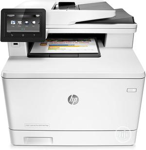 HP Color Laserjet Pro MFP M479fdn | Printers & Scanners for sale in Lagos State, Ikeja