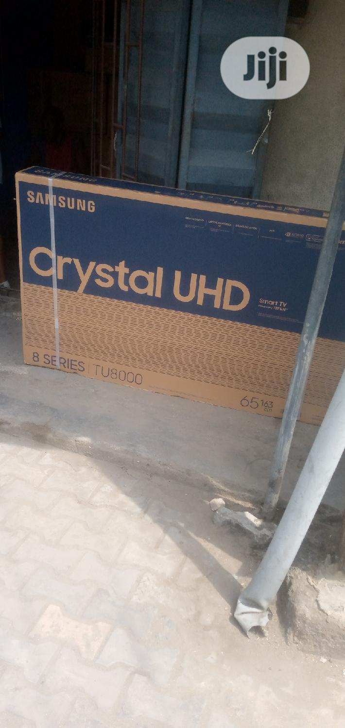 Samsung TV 65inches Smart TV LED | TV & DVD Equipment for sale in Oshodi, Lagos State, Nigeria