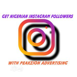 Get Nigerian Instagram Followers | Computer & IT Services for sale in Lagos State, Ikeja