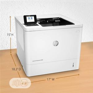 HP Laserjet Enterprise M608n Monochrome Printer   Printers & Scanners for sale in Lagos State, Ikeja