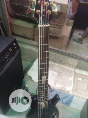 Professional Hamson Guitar 6 Strings Bass | Musical Instruments & Gear for sale in Lagos State, Ikeja