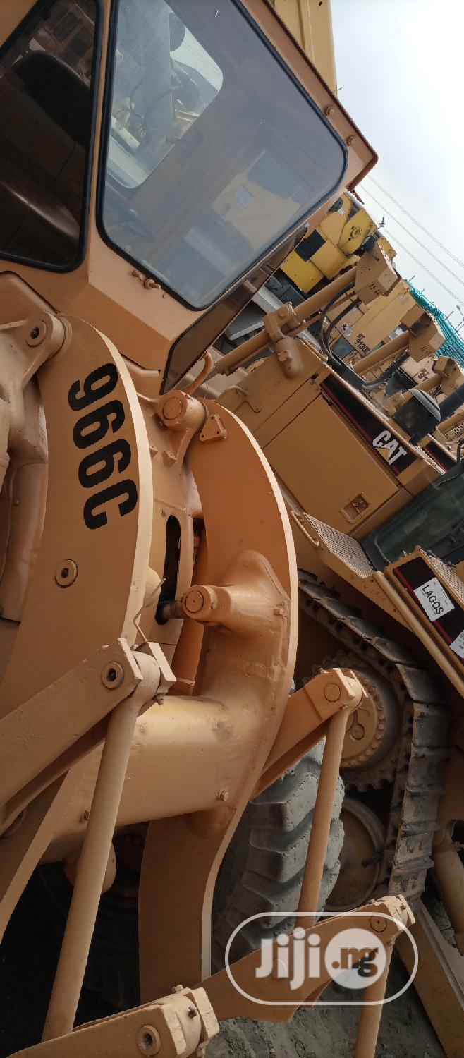 966C Cat Payloader | Heavy Equipment for sale in Ajah, Lagos State, Nigeria