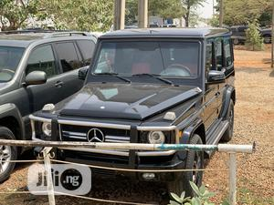 Mercedes-Benz G-Class 2004 Base G 500 AWD Black | Cars for sale in Abuja (FCT) State, Gwarinpa