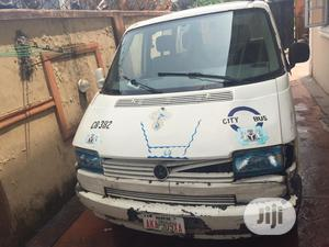 Volkswagen Transporter 2002 White | Buses & Microbuses for sale in Lagos State, Ajah