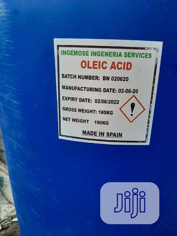 Archive: Oleic ACID