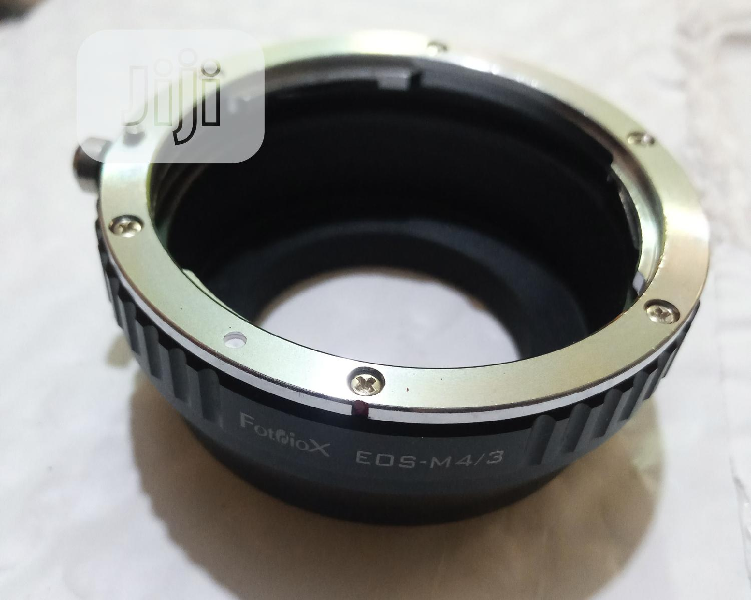 Archive: Canon Lens To Lumix Camera Adaptor (Ef To Mft)