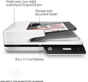 HP Scanjet Pro 3500 F1 Flatbed OCR Scanner | Printers & Scanners for sale in Lagos State, Ikeja