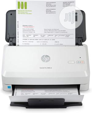 HP Scanjet Pro 3000 S4 Sheet-Feed Scanner | Printers & Scanners for sale in Lagos State, Ikeja