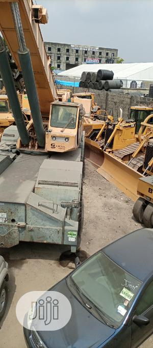 Crane (100/130tons) RT9100 LMI System, Available | Heavy Equipment for sale in Lagos State, Ajah