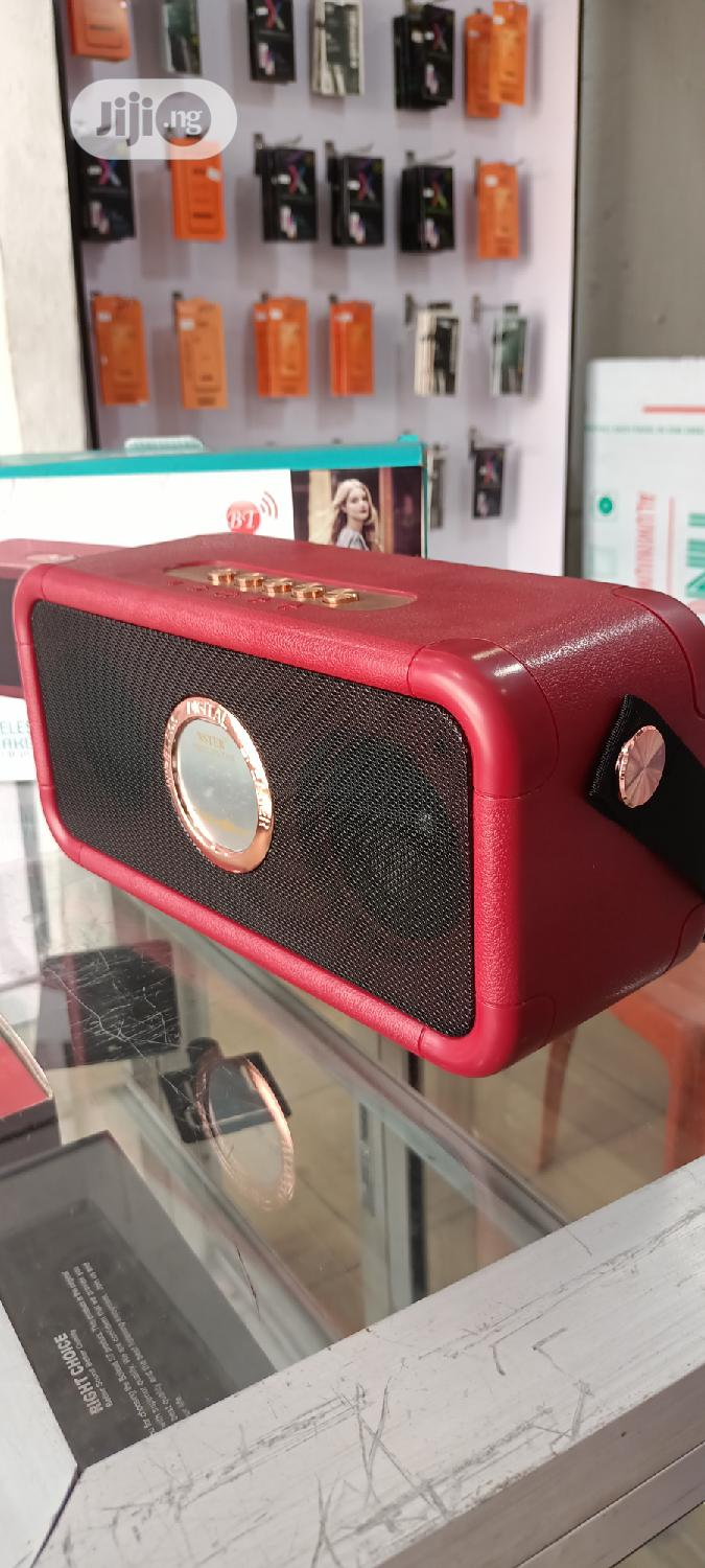 WS - 1668 Wireless Semi Woofer | Audio & Music Equipment for sale in Port-Harcourt, Rivers State, Nigeria