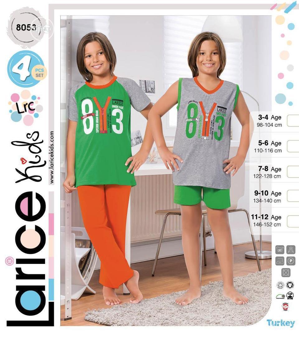 4in1 Quality Kids Pyjamas