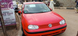 Volkswagen Golf 2006 1.6 Comfortline Red | Cars for sale in Lagos State, Ikotun/Igando