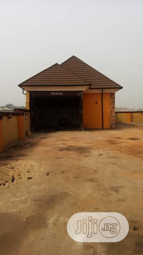 Archive: Filling Station (Newly Built) for Sale.