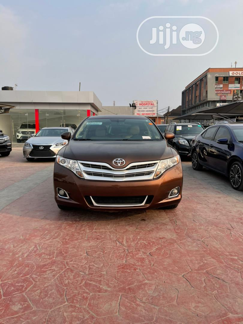 Toyota Venza 2015 Brown   Cars for sale in Ajah, Lagos State, Nigeria
