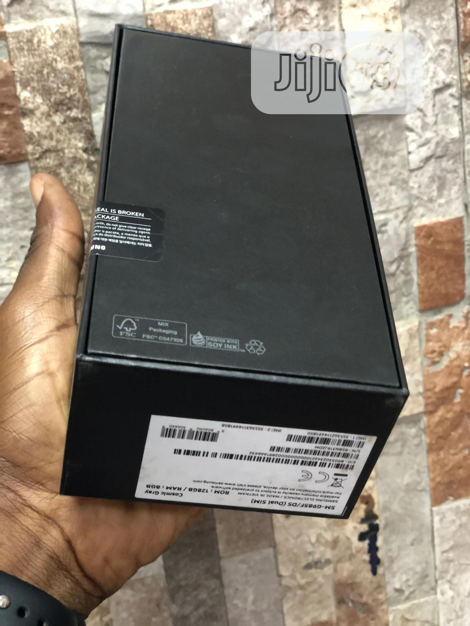 New Samsung Galaxy S20+ 128 GB | Mobile Phones for sale in Ikeja, Lagos State, Nigeria