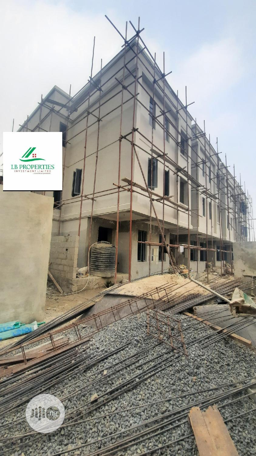 Newly Built 4 Bedroom Terrace Duplex With Swimming Pool