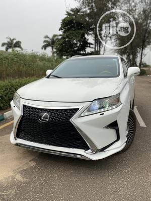 Lexus RX 2010 350 White | Cars for sale in Lagos State, Ajah