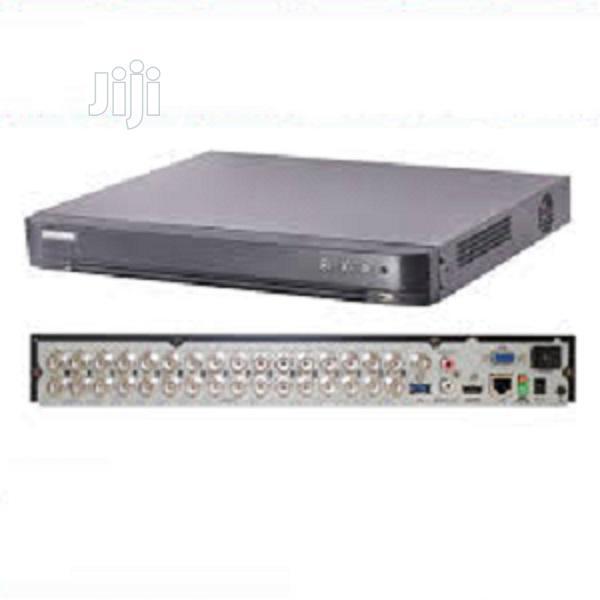 Archive: Hikvision 32ch 1080P 1U H.265 DVR Ds-7232hqhi-k2