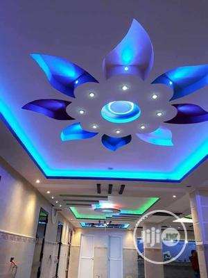 Rainbow Pop Ceiling and Interior Design | Building Materials for sale in Oyo State, Oluyole