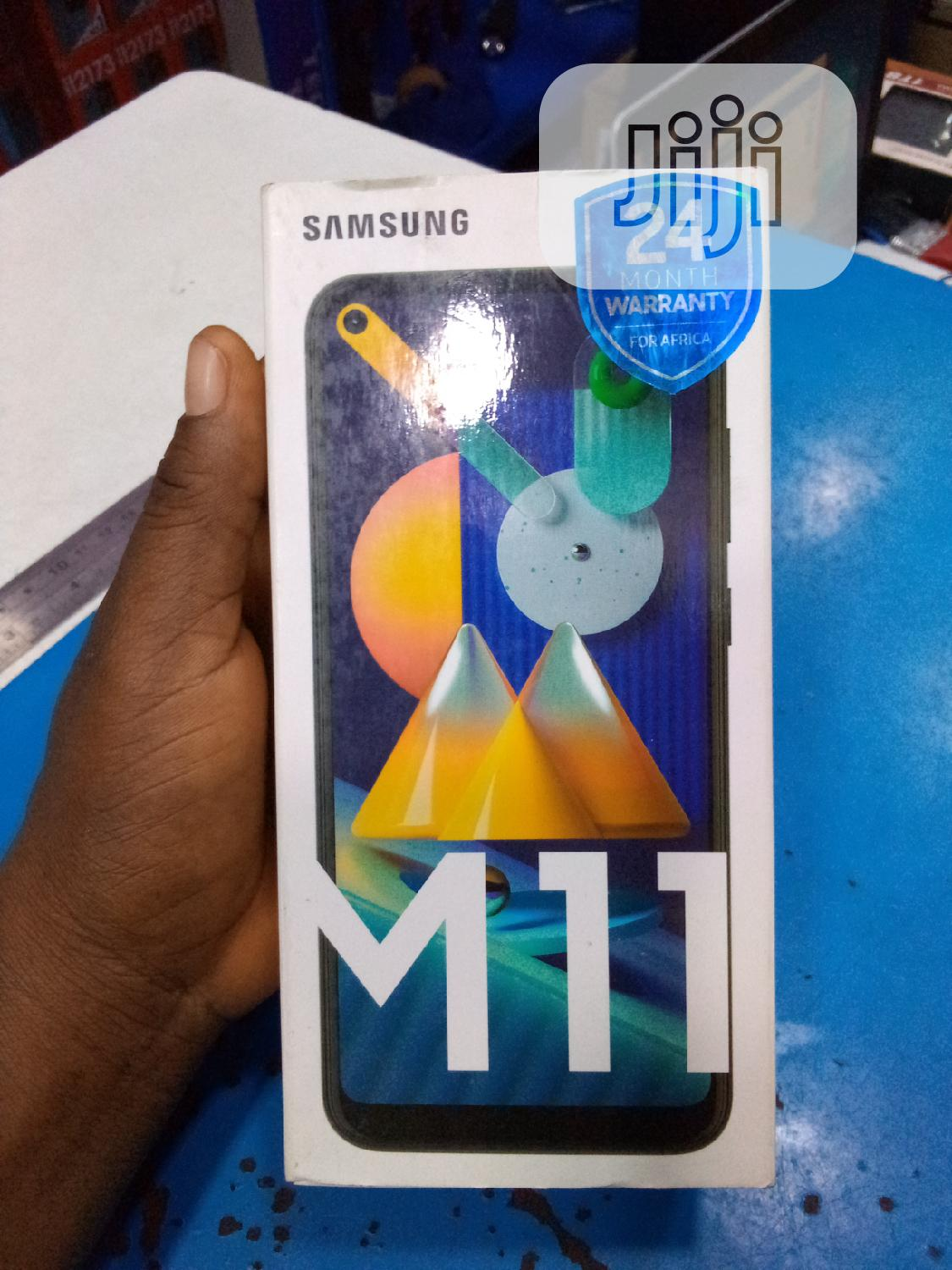 New Samsung Galaxy M11 32 GB | Mobile Phones for sale in Ikeja, Lagos State, Nigeria