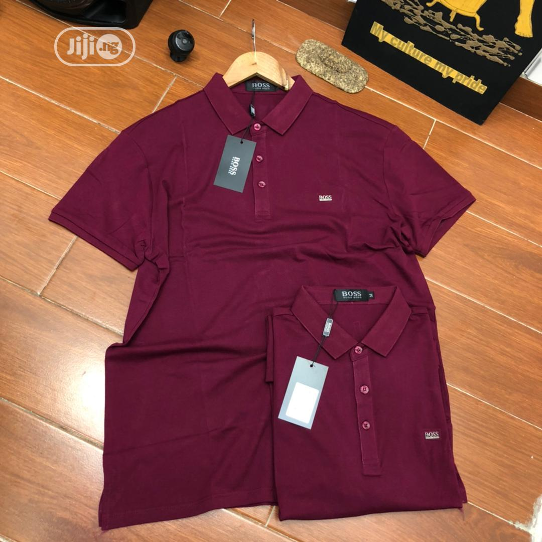 Archive: Authentic Polo Shirt for Men