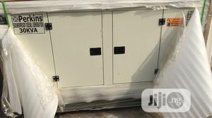30kva Soundproof Generator Perkings Engine | Electrical Equipment for sale in Lagos State, Ojo