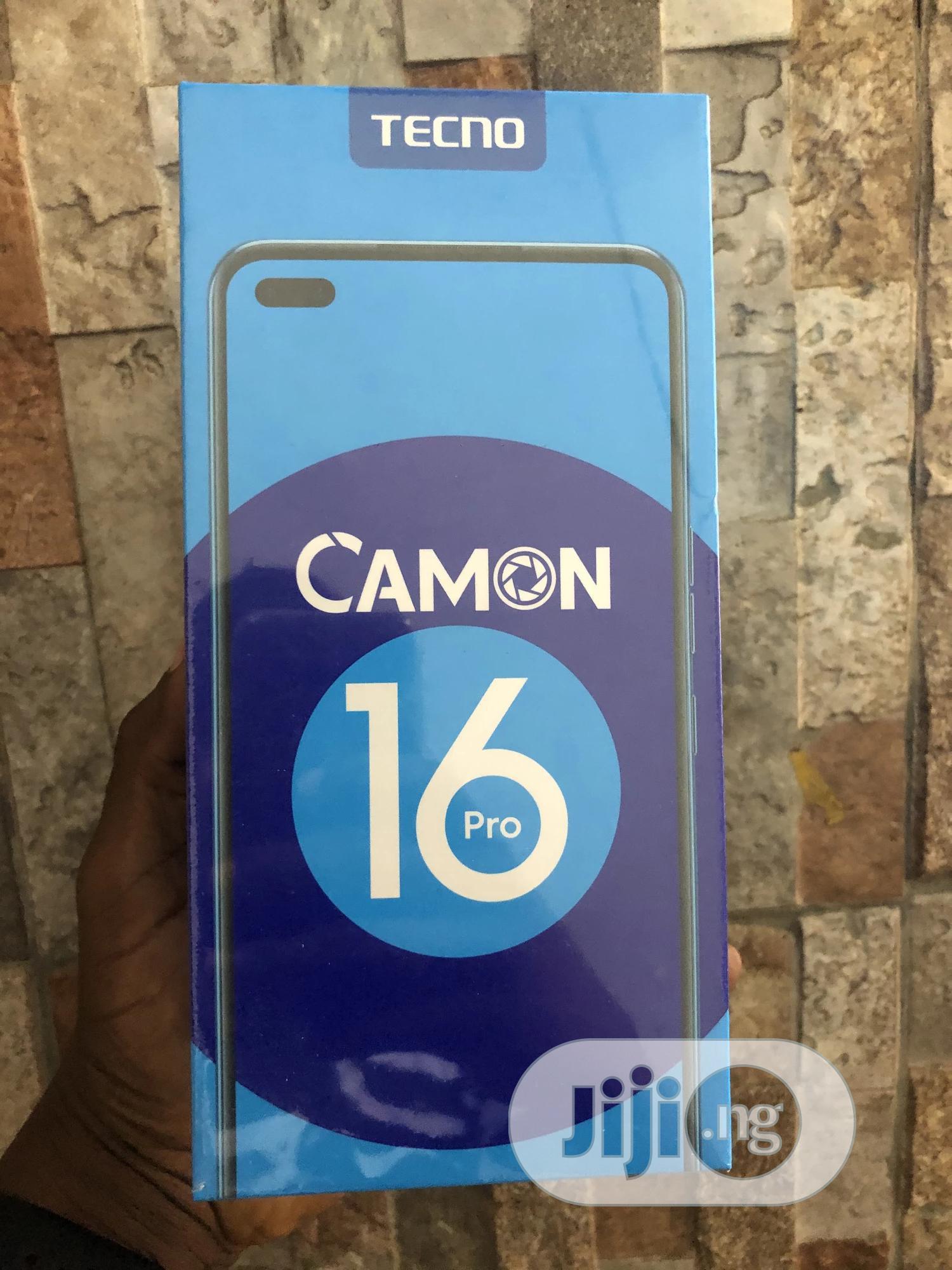 New Tecno Camon 16 Pro 128 GB