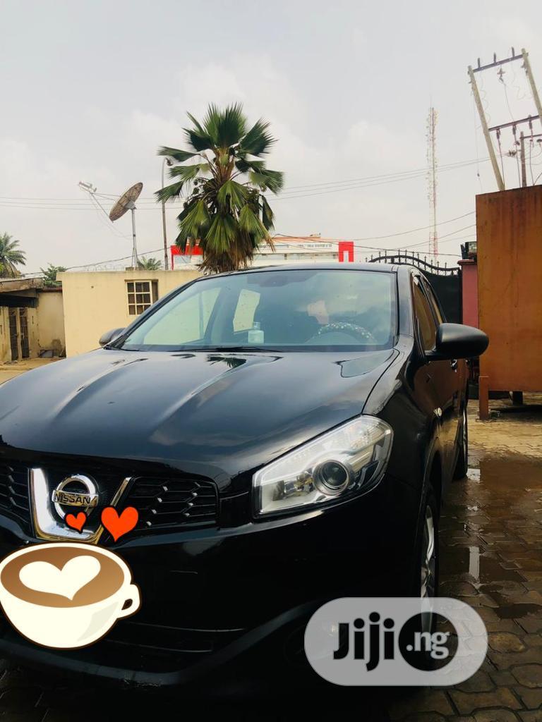 Archive: Nissan Qashqai 2013 Black
