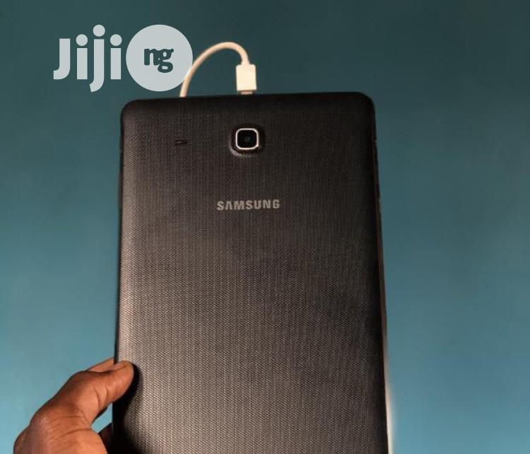 Samsung Galaxy Tab E 8.0 8 GB Black