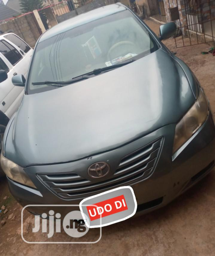 Toyota Camry 2008 2.4 LE Green