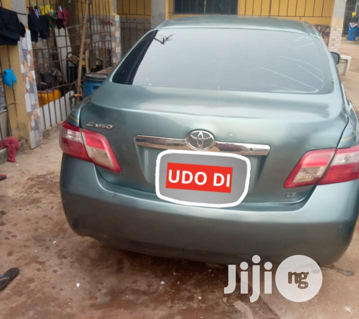 Toyota Camry 2008 2.4 LE Green | Cars for sale in Owerri, Imo State, Nigeria