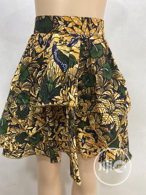 Short Ankara Skirt | Clothing for sale in Lagos State, Amuwo-Odofin