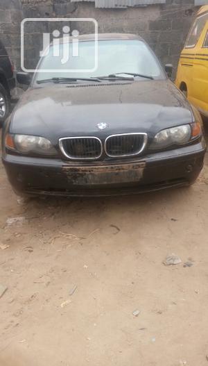 BMW 318i 2004 Black | Cars for sale in Lagos State, Ifako-Ijaiye
