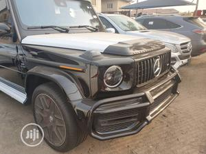 Mercedes-Benz G-Class 2019 Base G 550 AWD Black | Cars for sale in Lagos State, Magodo