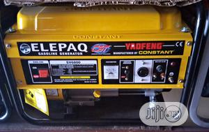 Elepaq Constant Generator SV6800E2   Electrical Equipment for sale in Rivers State, Port-Harcourt
