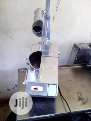 Industrial Vegetable and Plantain Slicer (TOKUNBO) | Restaurant & Catering Equipment for sale in Lagos State, Ikeja