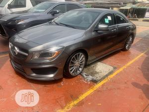 Mercedes-Benz CLA-Class 2016 Base CLA 250 AWD 4MATIC Gray   Cars for sale in Lagos State, Alimosho