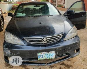 Toyota Camry 2005 2.4 WT-i Black | Cars for sale in Lagos State, Ogudu