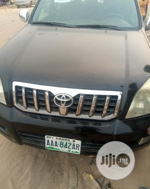 Toyota Land Cruiser Prado 2007 STANDARD Black   Cars for sale in Lagos State, Agboyi/Ketu