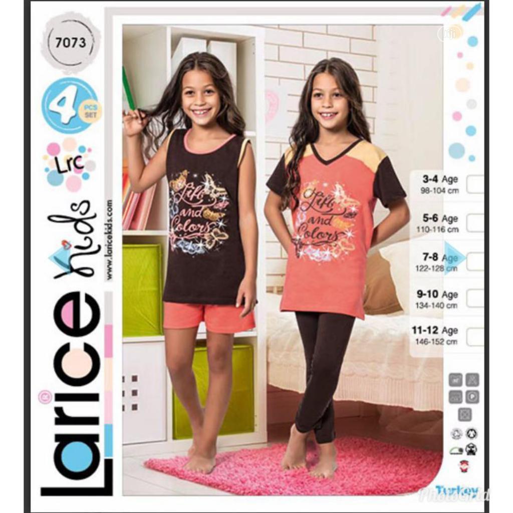 4in1 Quality Kids Pyjamas | Children's Clothing for sale in Apapa, Lagos State, Nigeria