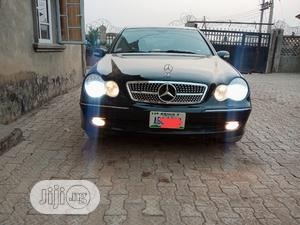 Mercedes-Benz C240 2005 Black | Cars for sale in Abuja (FCT) State, Lugbe District
