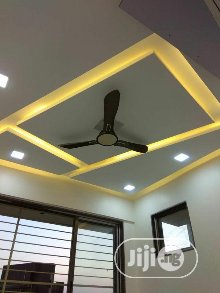 Skylight Pop Ceiling Design