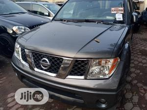 Nissan Frontier 2006 Crew Cab LE Gray   Cars for sale in Lagos State, Amuwo-Odofin