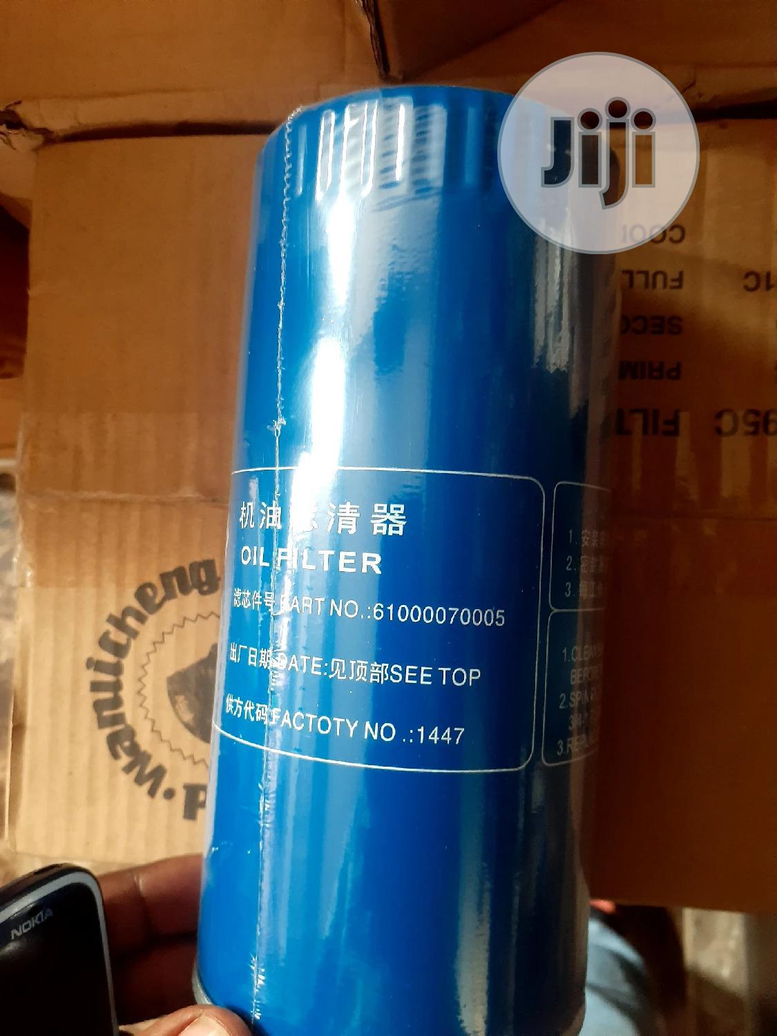 China Truck Engine Oil Filter | Vehicle Parts & Accessories for sale in Amuwo-Odofin, Lagos State, Nigeria